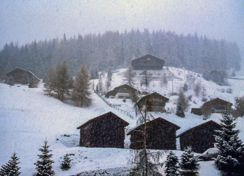 Nevicata - Snowfall