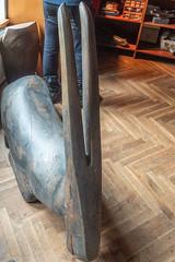 Atelier Heinz Theuerjahr, Waldhu00e4user