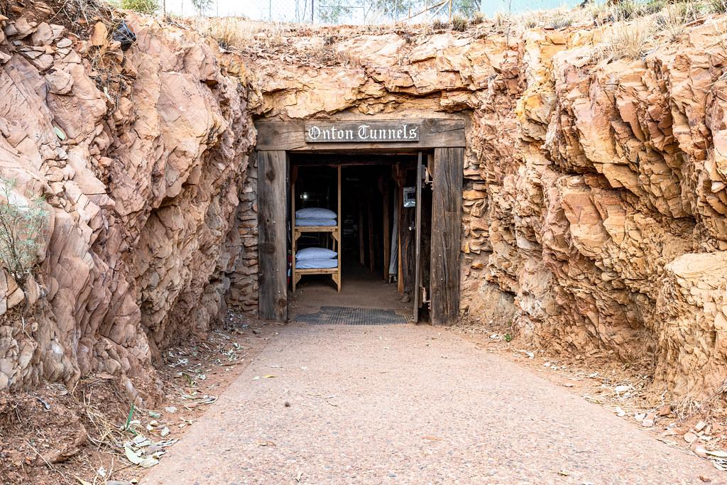 Mount Isa's Historic Underground Hospital: Maternity & Paediatrics (Mornington, North West Queensland)