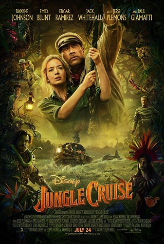 Jungle_Cruise Cartel de la Película