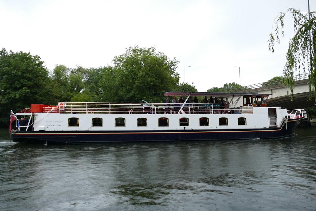 River Thames at Windsor 1-8-2021
