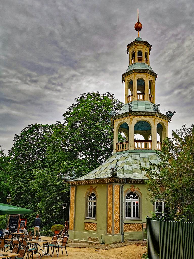 Potsdam Sanssouci - Drachenhaus