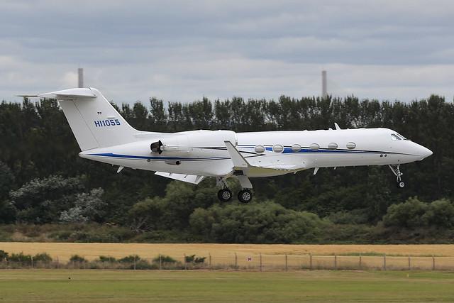 Gulfstream Aerospace Gulfstream IV-SP HI1055 HeliDosa Aviation