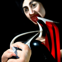 'a hyperrealistic painting of a witch' CLIP Guided Diffusion Text-to-Image