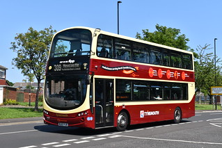 6101 NL63 YJE Go North East