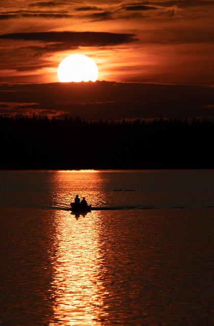 Sunset Fishers