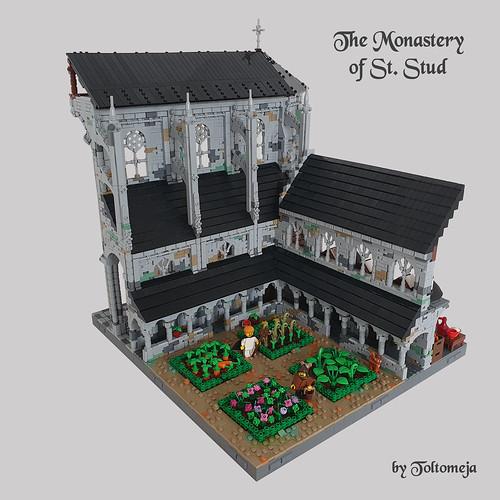 The Monastery of St. Stud