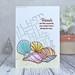 PB Seashell friends card