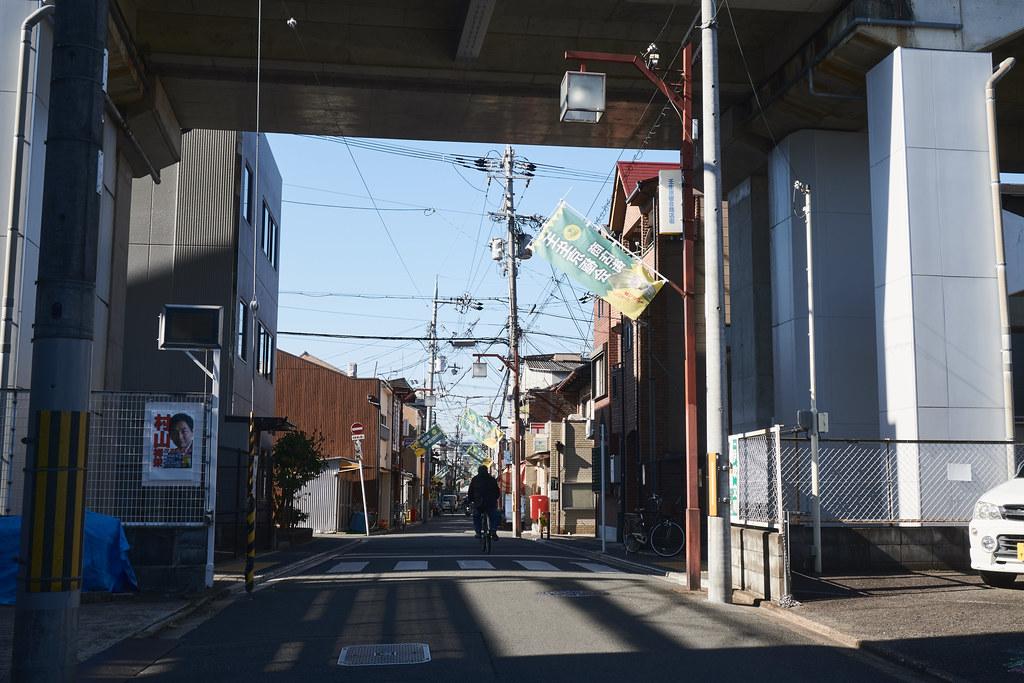 Kyto City Scenery