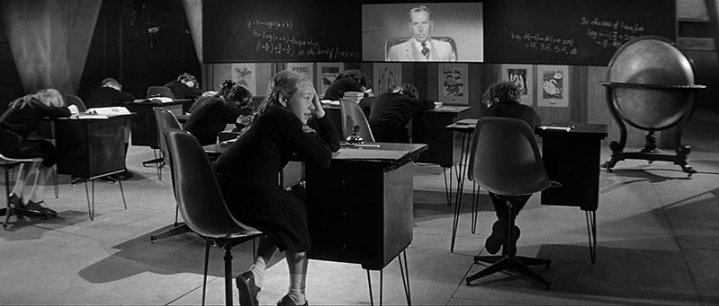Les Damnés (The Damned / These are the Damned, Joseph Losey, 1963)