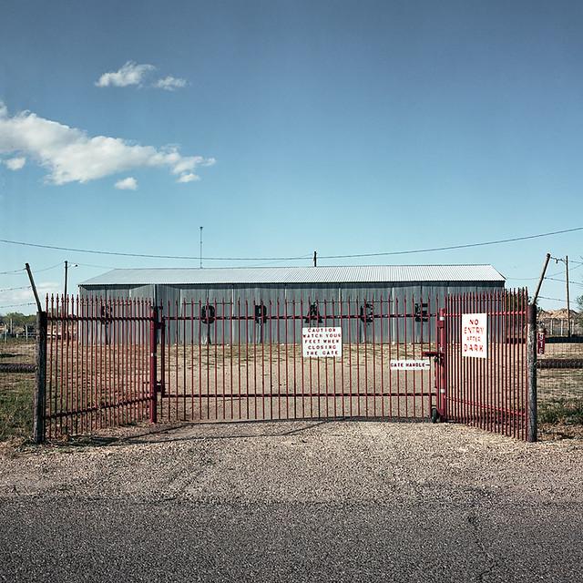 No Entry After Dark. Tucumcari, NM 88401