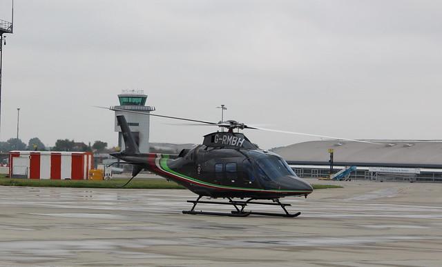 G-RMBH Leonardo A109S Trekker