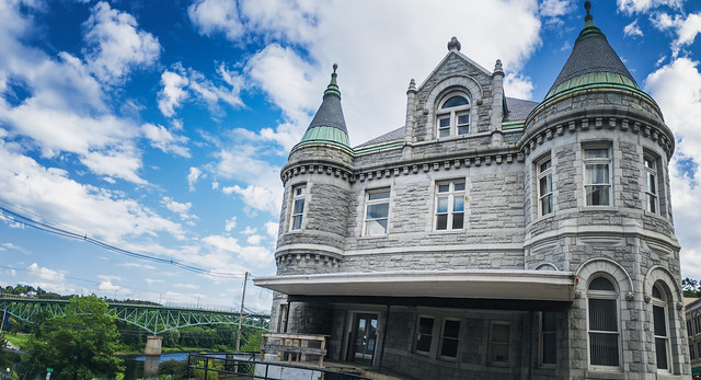 Old Federal Building | Augusta Maine
