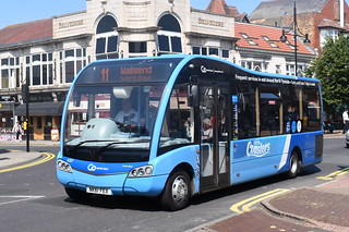 0633 NK61 FEX Go North East