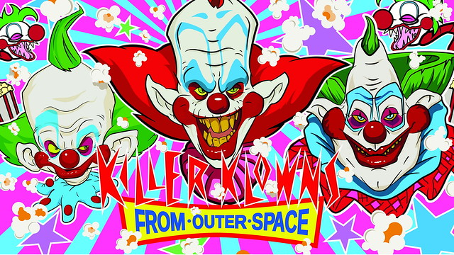 The Dickies - Killer Klowns From Outer Space (1988)