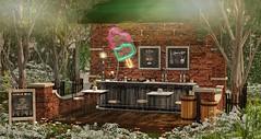 Ice-cream pavillon