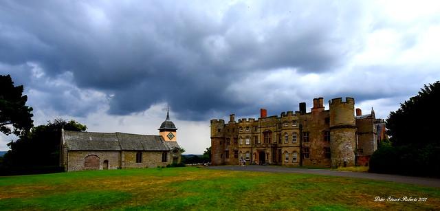 Croft Castle & Church.