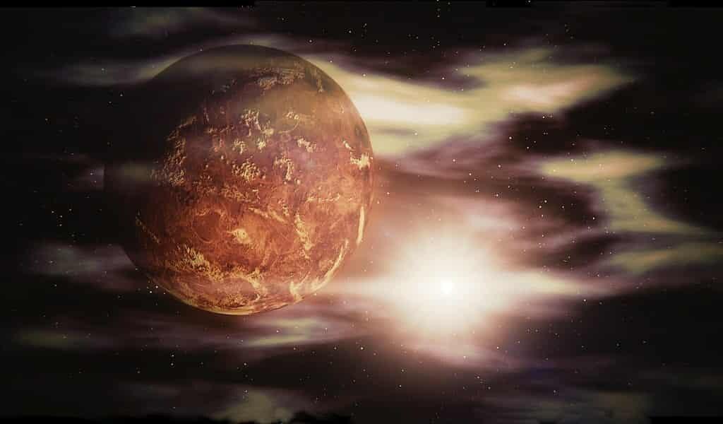 La poussière d'une comète pourrait tomber sur Vénus en décembre