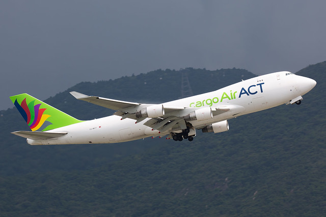 ACT Airlines | Boeing | 747-412(F) | TC-MCT