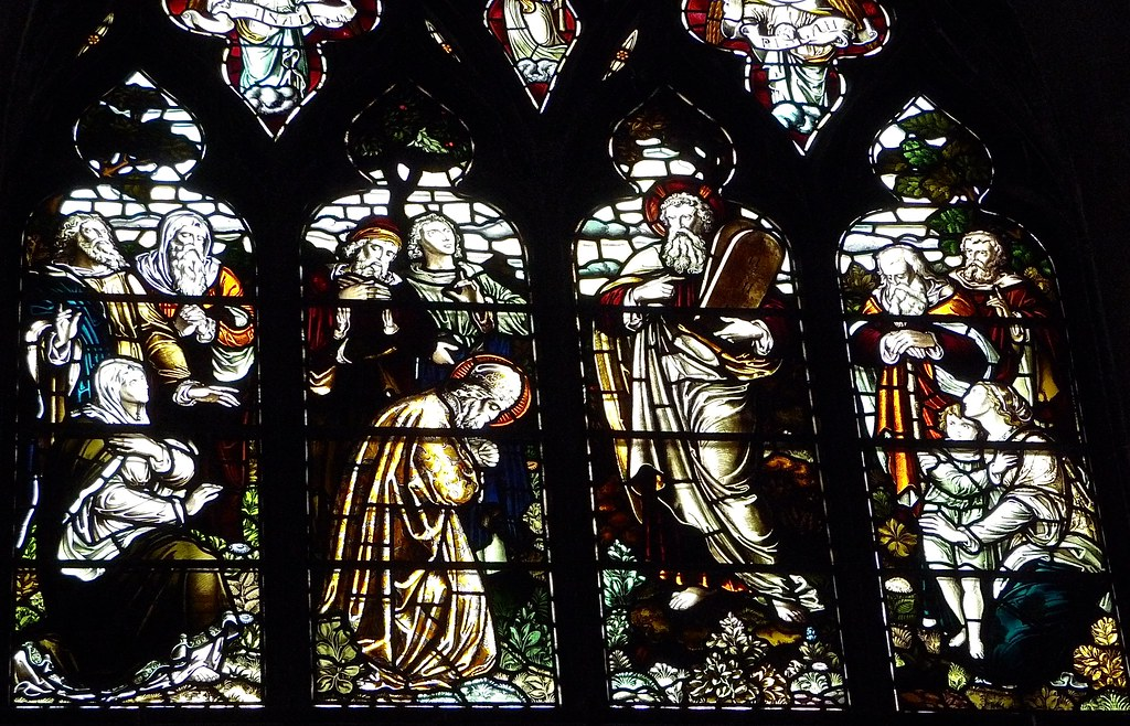 Edinburgh - St Giles' Cathedral - Stained Glass