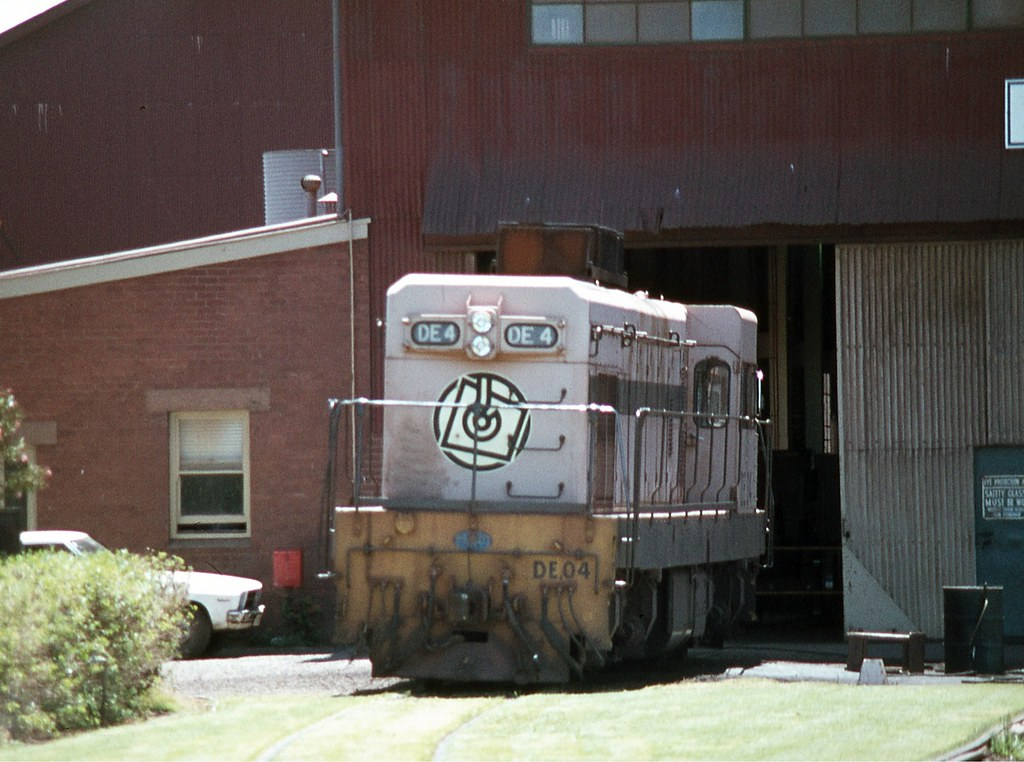 DE4, Whyalla Steelworks, Whyalla, SA by dunedoo