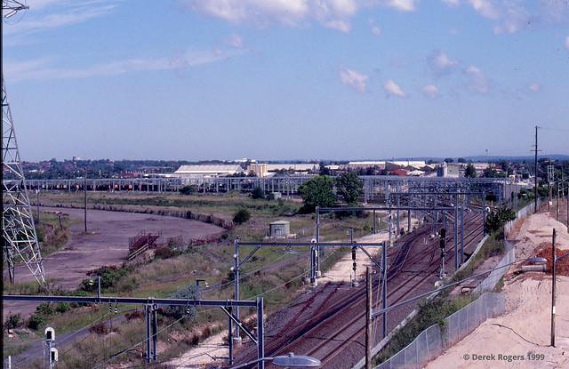 Enfield 'New' Yard