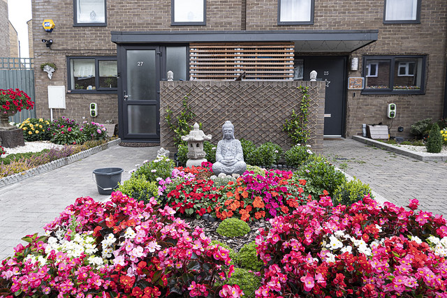Front Garden, Austen Road, South Harrow