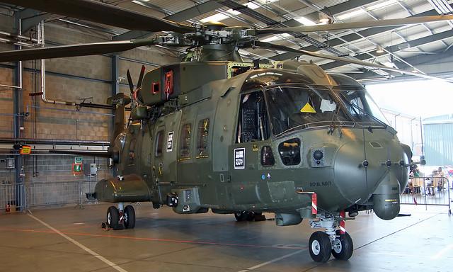 AgustaWestland AW101 Merlin HC.3i ZJ136/U [50191]