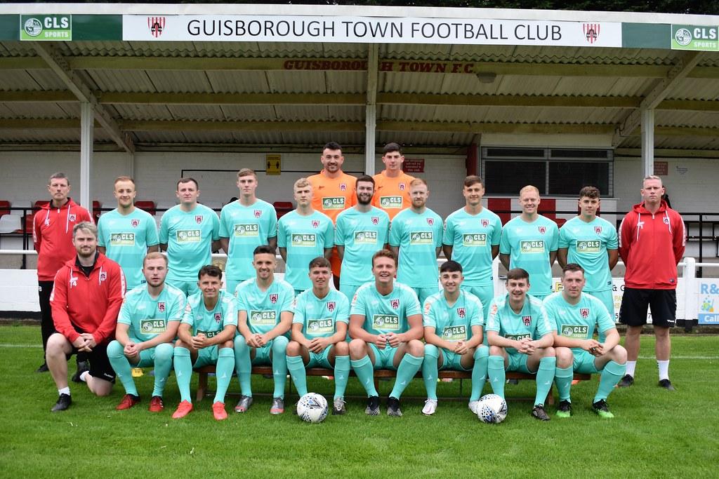 Guisborough Town 0-1 Bishop Auckland   Ebac Northern League Division One   31/7/21