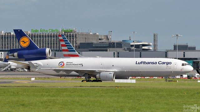 Lufthansa Cargo 🇩🇪 McDonnell Douglas MD-11 D-ALCC