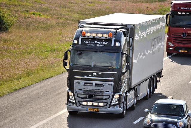 Volvo FH4 Koot en Duyn IJmuiden