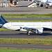 LX-MCO  -  Airbus A319-115CJ  -  Global Jet Luxembourg  -  HND/RJTT 9/10/19