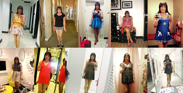 A Peek Inside Junior Dressing Rooms- (And Reviews)
