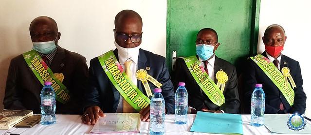 Congo-2021-06-24-UPF-Congo Installs New City Chairman