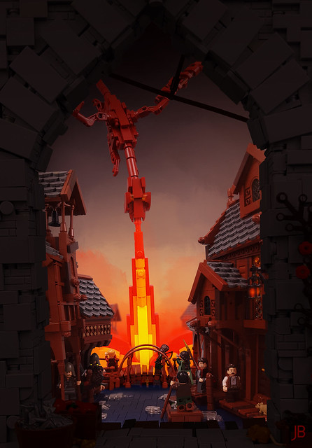 Attack on Laketown