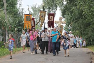 29.07.2021 | Ильиногорский крестный ход