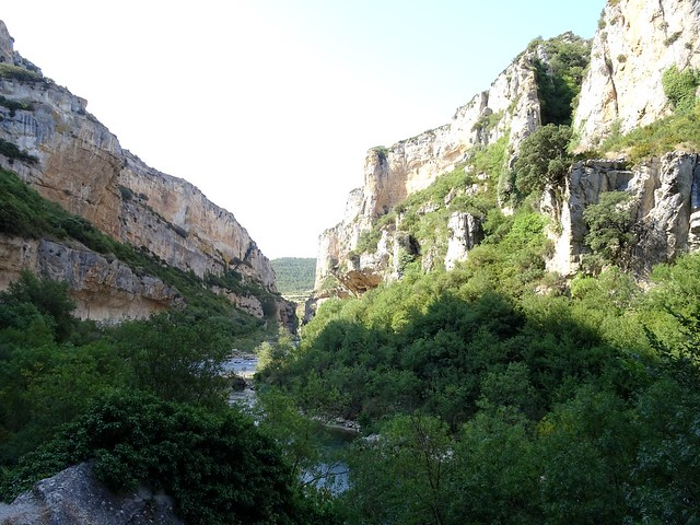 Espagne - Navarre - Foz de Lumbier