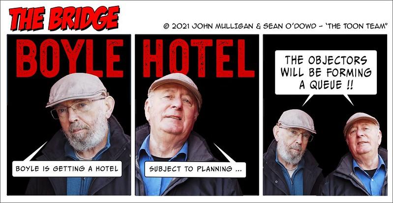 The Toon Team - Boyle Hotel