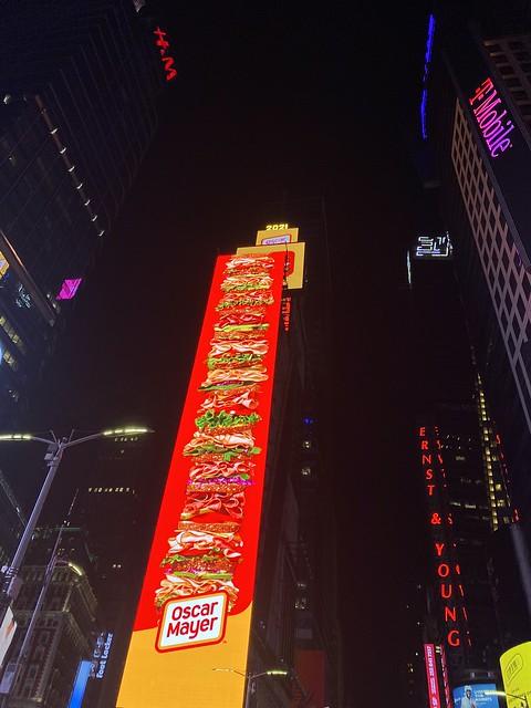 Times Square 6561 Jul 14 2021