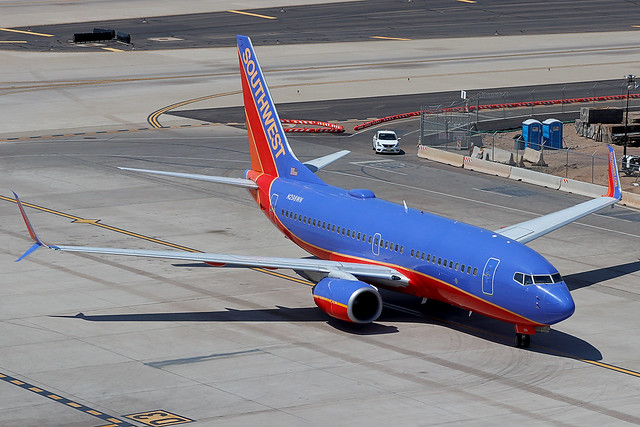 N298WN | Boeing 737-7H4/W | Southwest Airlines