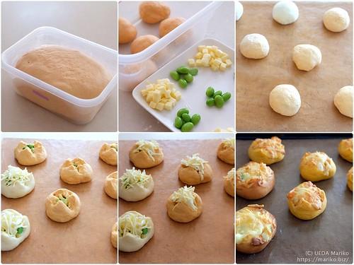 バジル酵母の枝豆チーズトマトパン 20210802-page6-1