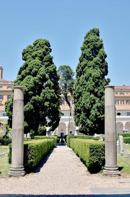 2021_08_02_b Roma Museo di Arte romana alle terme