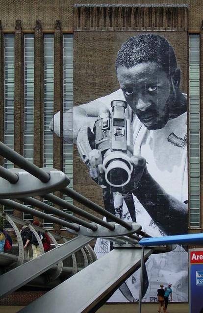 JR: Tate Modern, 2008