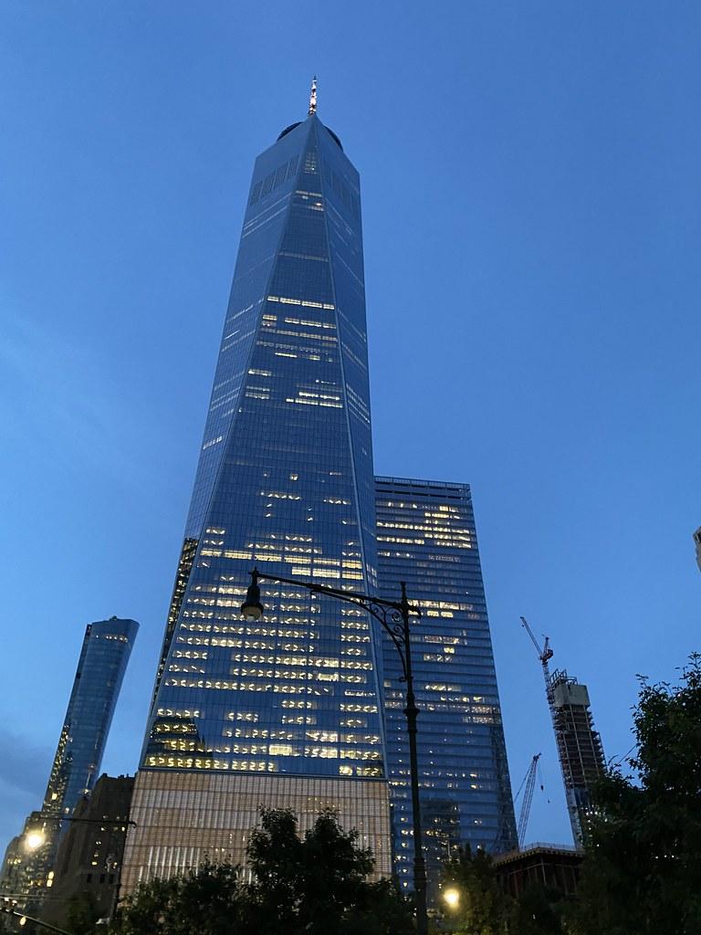Freedom Tower 6444 Jul 14 2021
