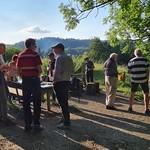Grillabend Ritterweiher Juli 21'