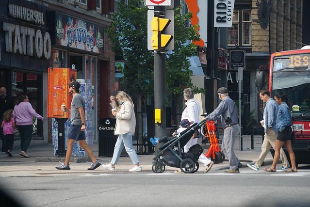 Abbey Road on Rideau Street