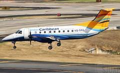 Inter Caribbean Airlines/Embraer 120'ER' Brasília/VQ-TPG