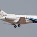 Private Hawker 800XP, N240V, TLV