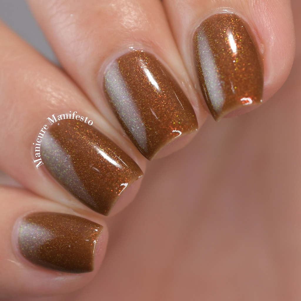 My Indie Polish The Leaves Are Not Dying