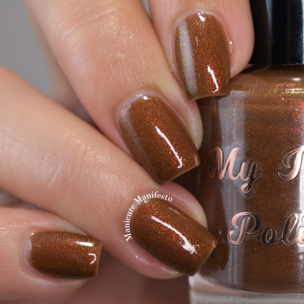 My Indie Polish The Leaves Are Not Dying review